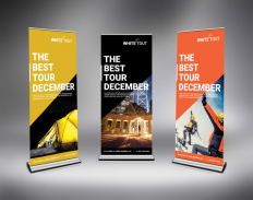 design-stylish-creative-professional-rollup-banner